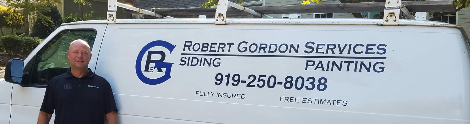 Robert Gordon Services - Serving Raleigh, Durham, Cary, and Morrisville, NC
