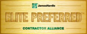James Hardie Elite Preferred Contractor Alliance logo