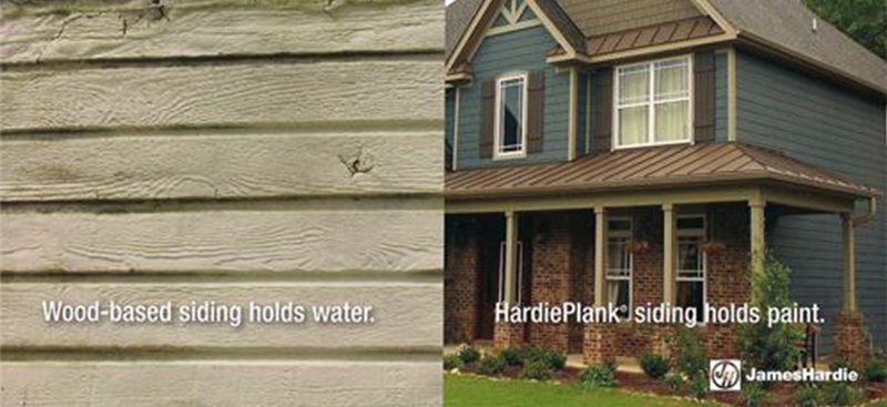Pros cons of common siding types robert gordon for Types of siding