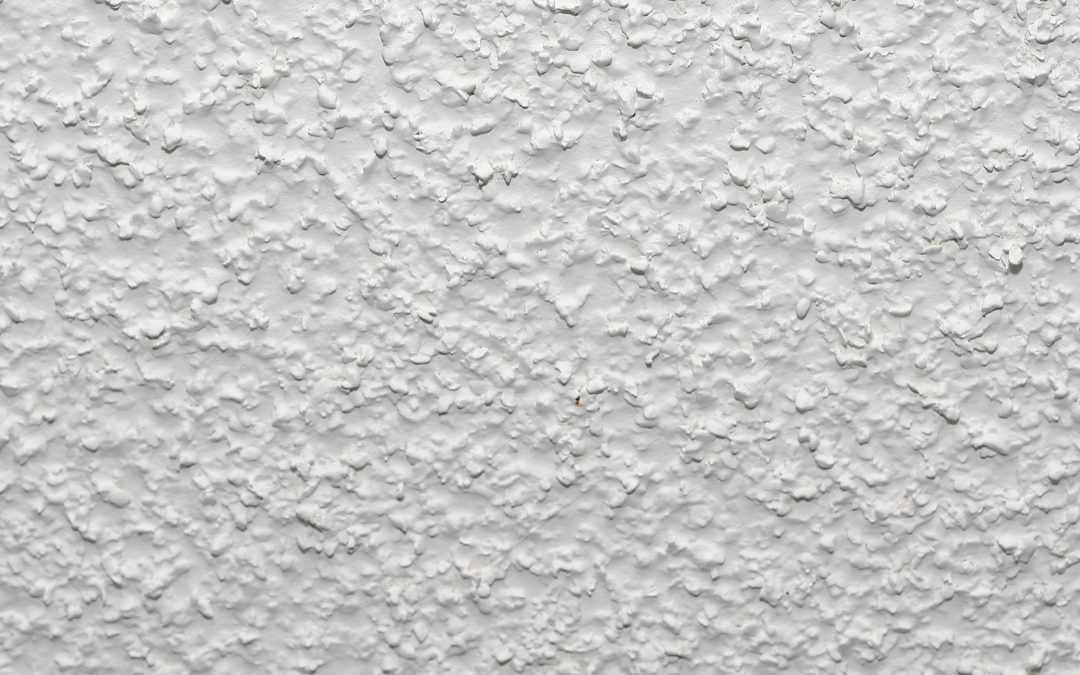 "Replacing ""Popcorn"" Ceilings"